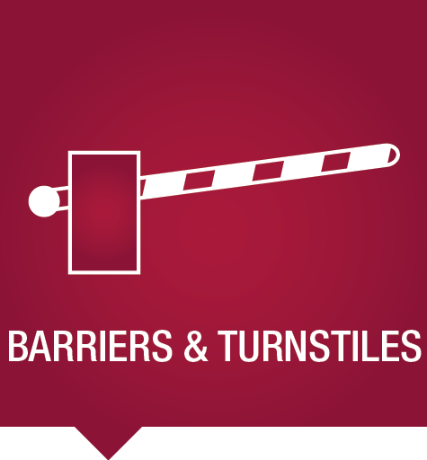Barriers, Bollards & Turnstile