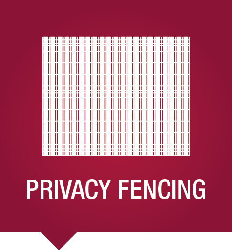 Privacy fencing solutions