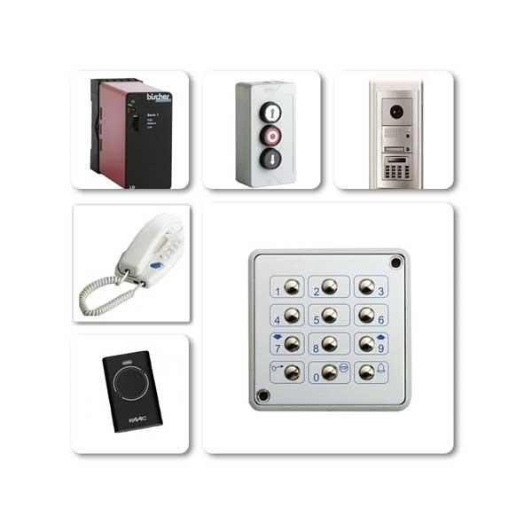 Access control accessories:
