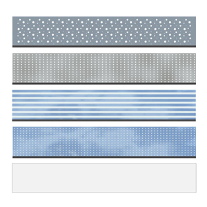 HoriZen decoration slats