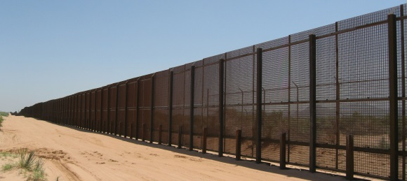 Borders fencing system