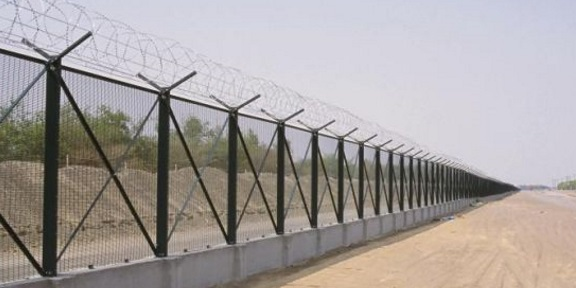 Betafence securing borders