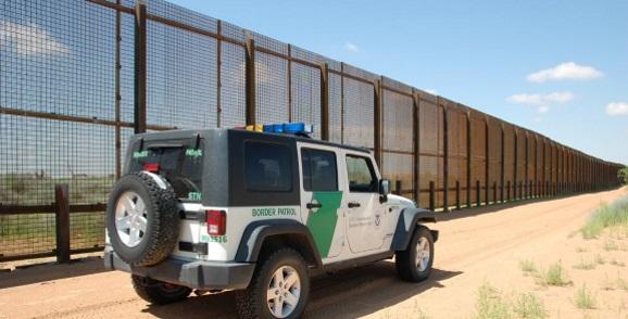 Anti-ram border security
