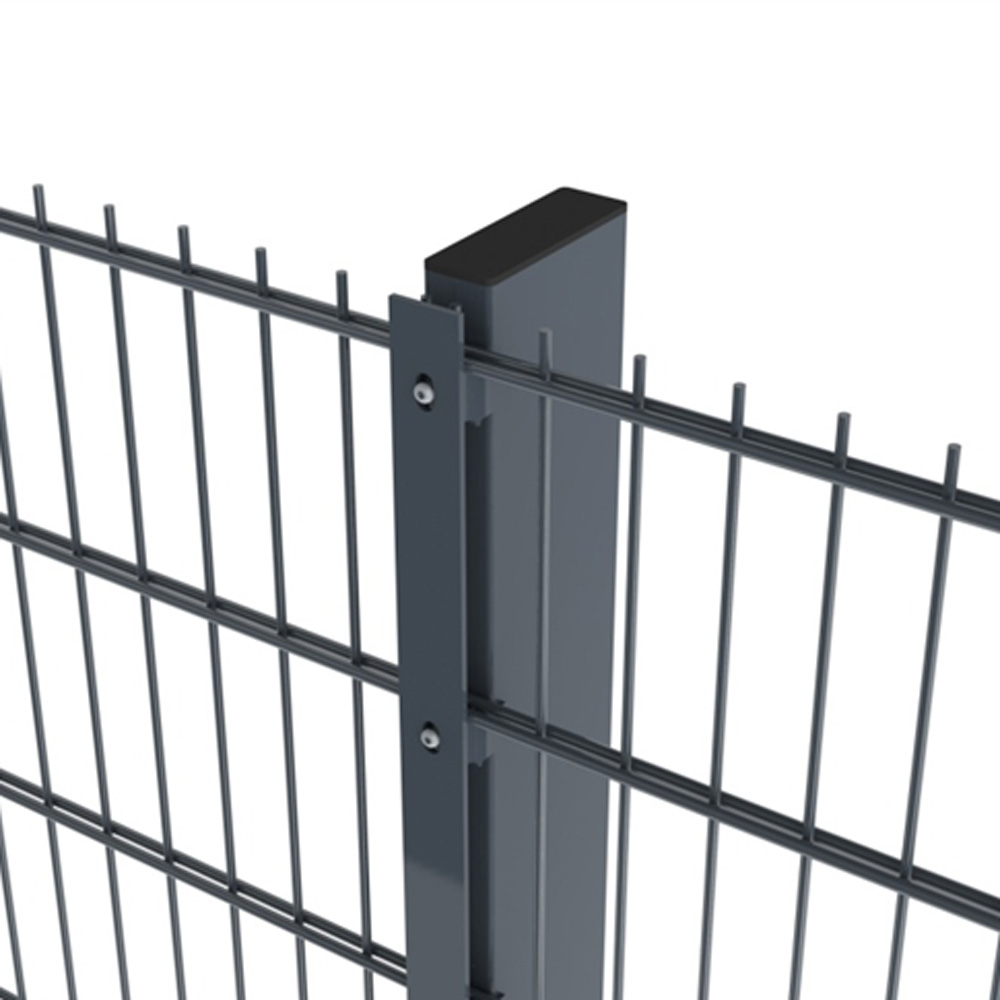 Double bar fencing panel - Nylofor 2D - Betafence