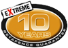 Extreme 10 years guaranty