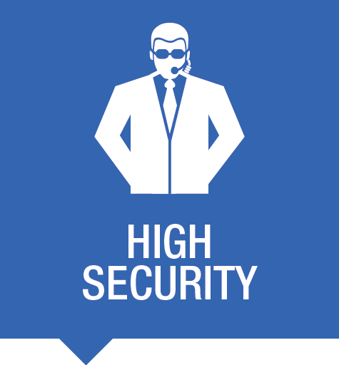 High Security environments