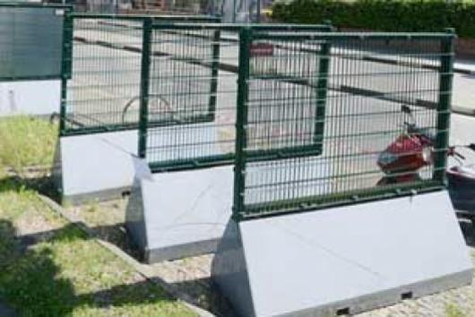 Security barrier Publifor
