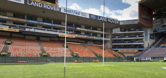 Betafence newlands stadium project