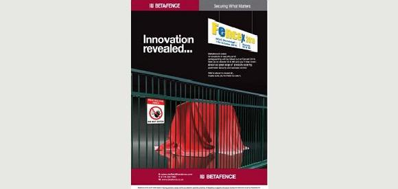 Fencex 2018 stand 45-46 Betafence