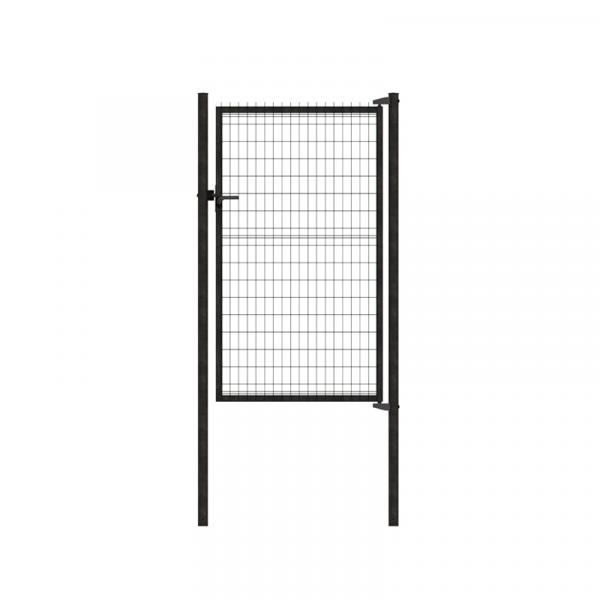 operator swing tag gate industrial automatic image