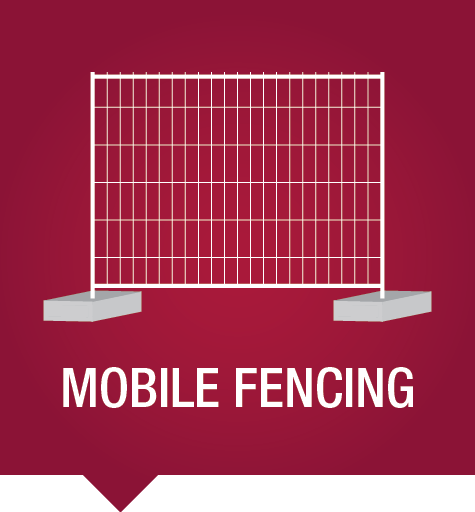 Mobile fence