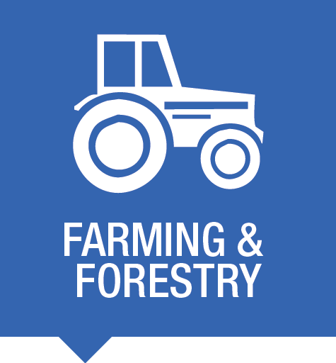 Farming and forestry