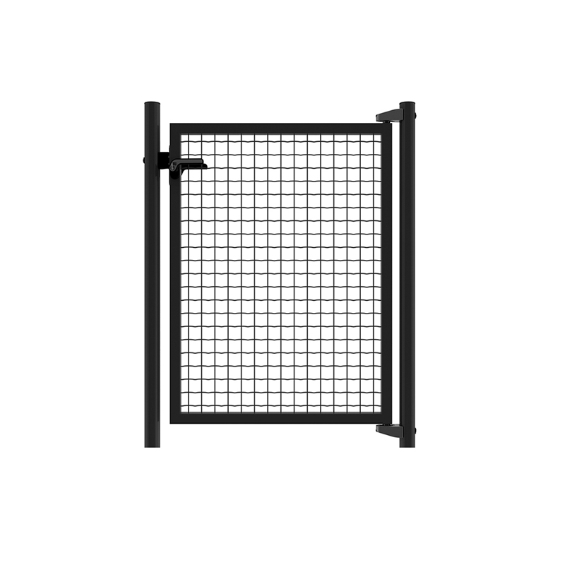 Fortinet swing gate