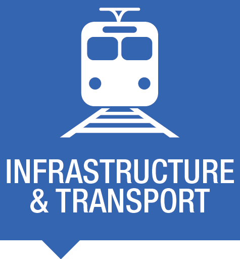 Infrastructure & transport