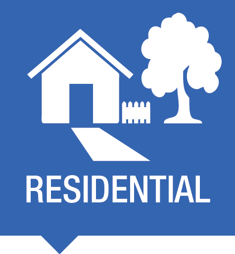 Residential estates and housing