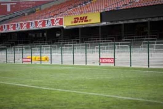 Betafence fencing news rugby stadium South Africa