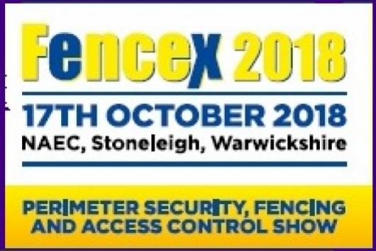Fencex Perimeter Protection Show