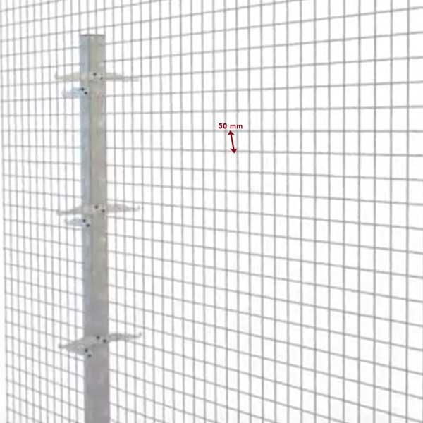 Gabion stonewall mesh